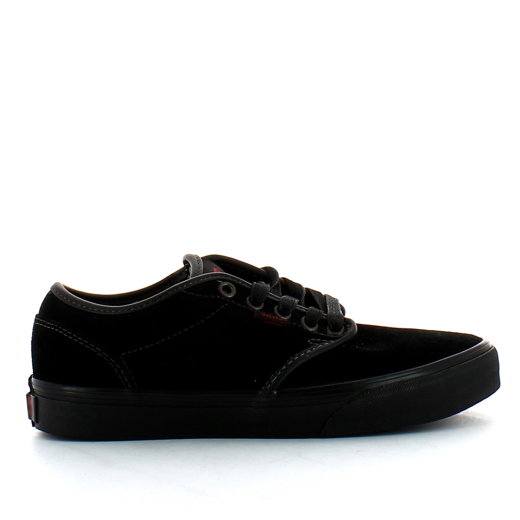 e3027a21f Zapatillas Vans M Atwood Negro Mate Hombre - Deportes Moya