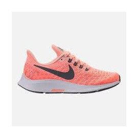 Zapatillas de running Nike Air Zoom Pegasus 35 gs naranja jr