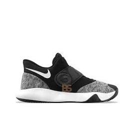 Zapatillas de baloncesto Nike KD trey 5 VI negra/gris hombre