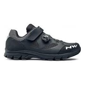Zapatillas Northwave Terrea plus negro hombre