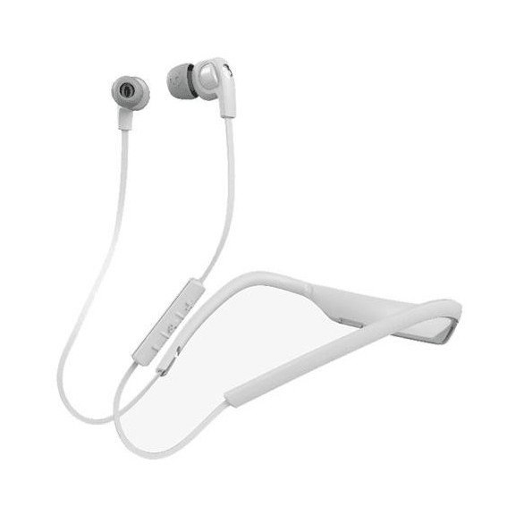Auriculares Skullcandy Smokin Buds 2 wireless blanco