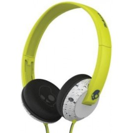 Auriculares Skullcandy Up Rock lima gris