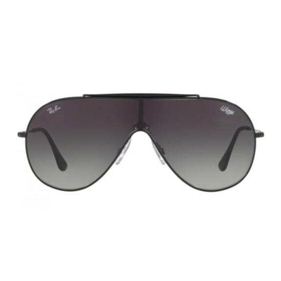 e61abad2d015d Gafas Ray-Ban Rb3597 002 11 Negro Lentes Gris Degradado - Deportes Moya