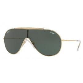 Gafas Ray-Ban Rb3597 905071  oro lente verde