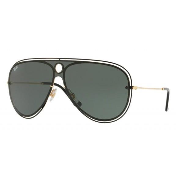 Gafas Ray-Ban Rb3605N 187 71 Top Shiny Black On Gold - Deportes Moya 302a5cf32396