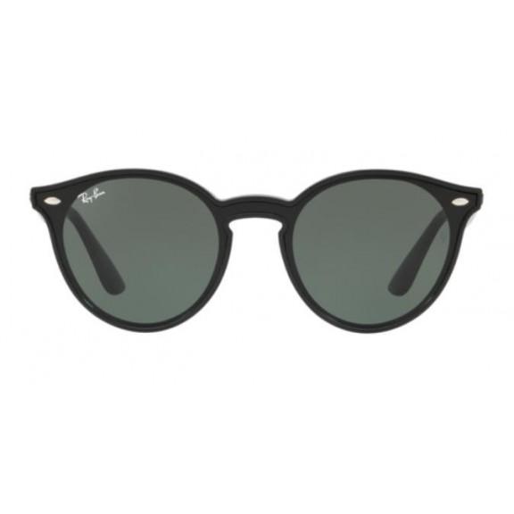 Gafas Ray-Ban Rb4380n 601/71 negro lentes verde