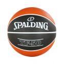 Balón baloncesto Spalding ACB Tf50 sz.5 naranja/negro