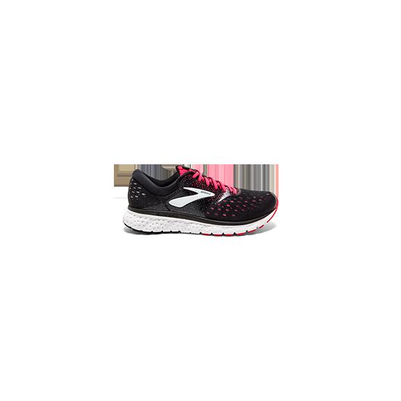 7826861385991 Zapatillas de Running Brooks Glycerin 16 Negro Rosa Mujer - Deportes Moya