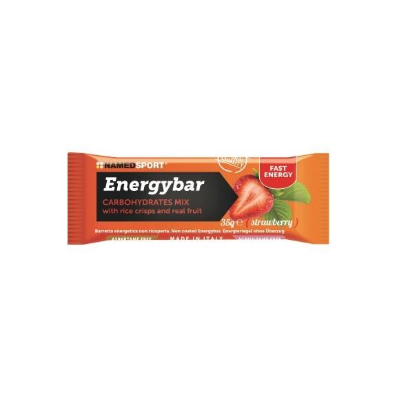 EnergyBar NamedSport Fresa Yogurt 35g