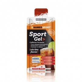 Sport Gel NamedSport Caffeine Formula 25ml