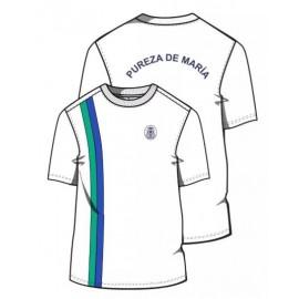 Camiseta M/C Pureza 10-14