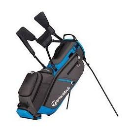 Bolsa golf Taylormade TM17 Flextech Crossover gris/azul