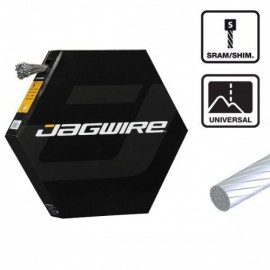 1 Cable Jagwire cambio Slick Stainless 1.1 x 2.300mm Sram/