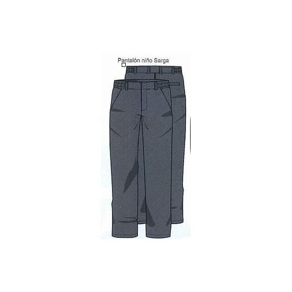 Pantalon largo uniforme Salesianas 10-14