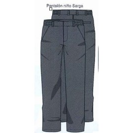 Pantalon largo  uniforme Salesianas 0-8