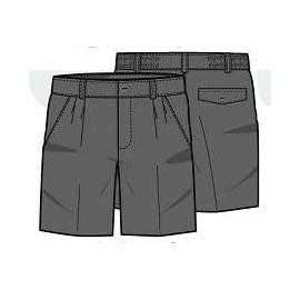 Pantalon corto uniforme Salesianas 0-8