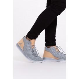 Zapatillas Nike Jordan Reveal Prem gris beige hombre