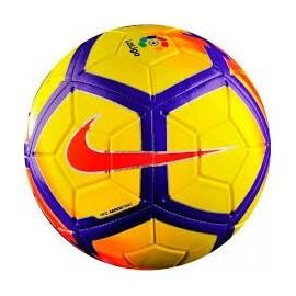 Balón fútbol Nike liga 2017/18 amarillo
