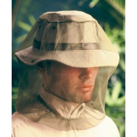 Mosquitera de cabeza Savannah verde