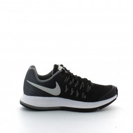 Zapatilla Nike Zoom Pegasus 33 Gs negro gris junior