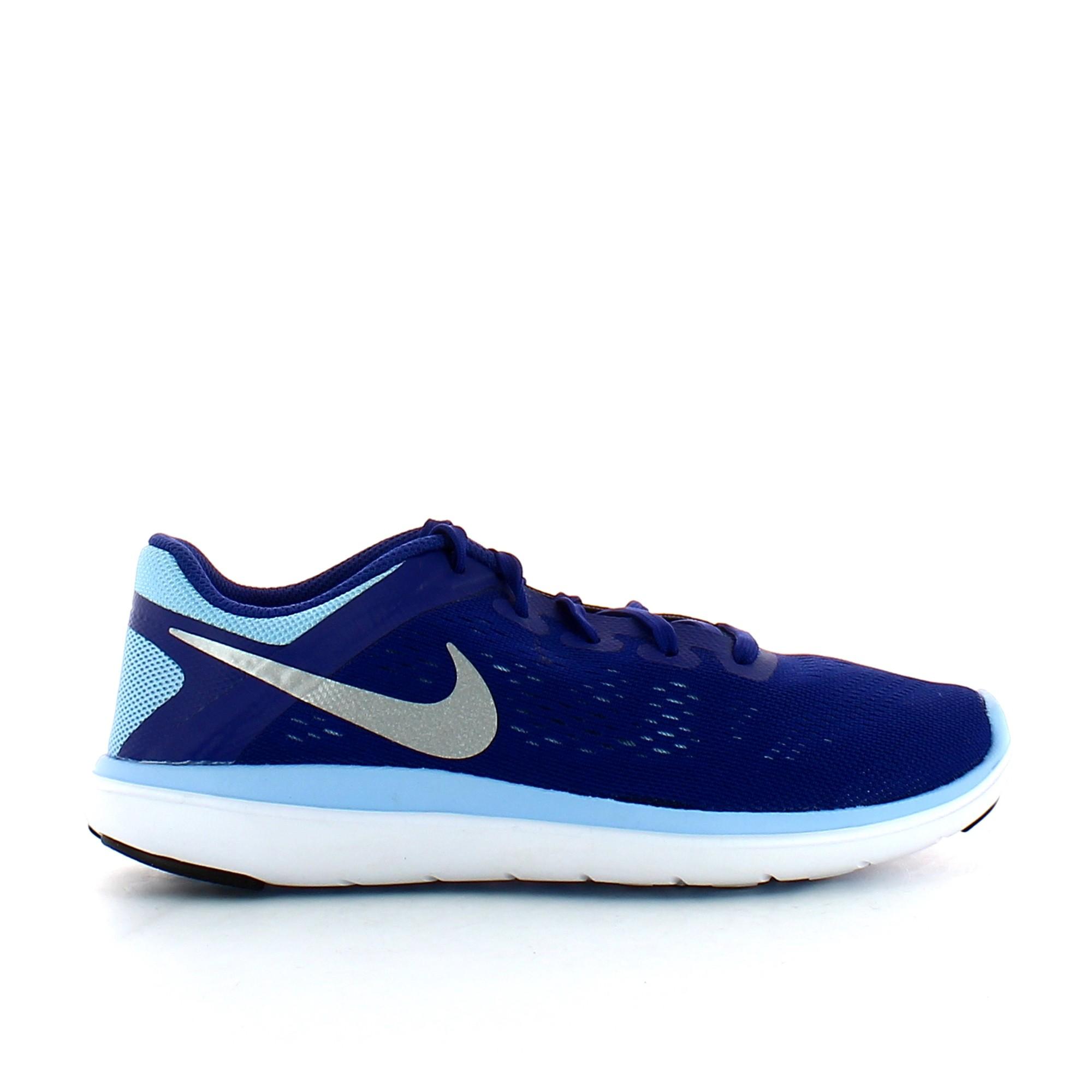 9117299 azul zapatos para correr nike negro 2016 flex