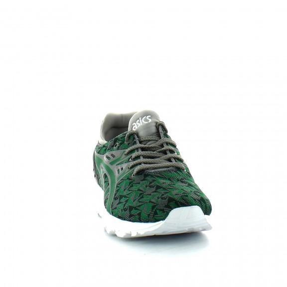 zapatillas asics verde hombre