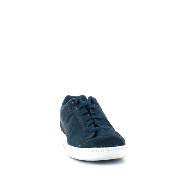 Zapatillas Nike Court Royale Plus azul hombre