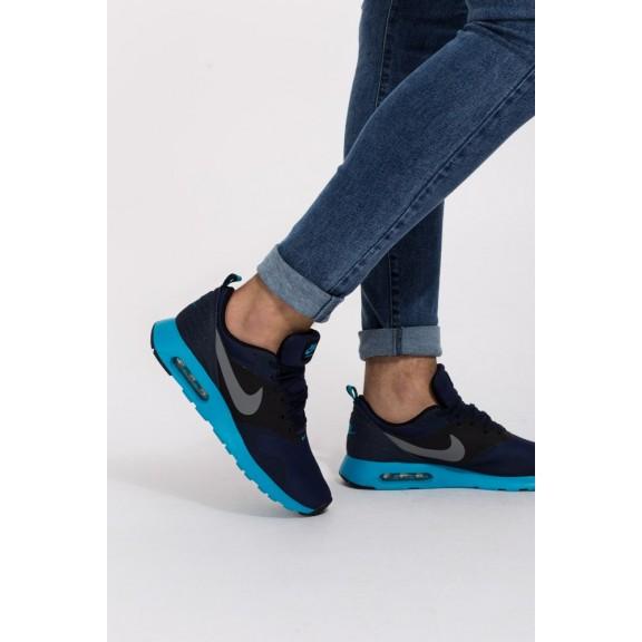 Hombre Deportes Max Air Tavas Azul Zapatillas Moya Nike wg1qXgO