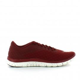 Zapatillas Nike Free Hypervenom Low rojo blanco hombre