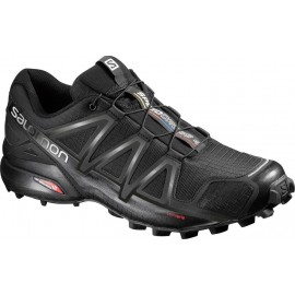 Zapatillas trail Salomon Speedcross 4 negro hombre