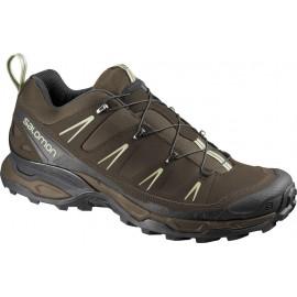 Zapatillas trekking Salomon X ULTRA LTR marrón hombre