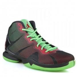 Zapatillas Nike Jordan Super Fly 4 negro verde hombre