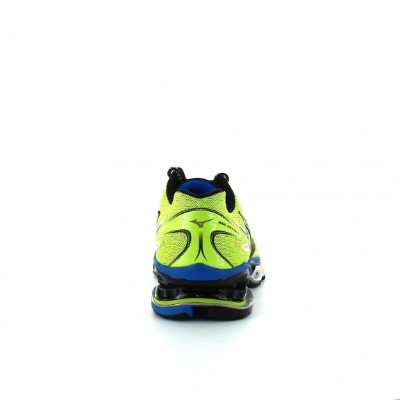 45928199e1 Zapatillas Running Mizuno Wave Creation 14 Verde Azul Hombre ...