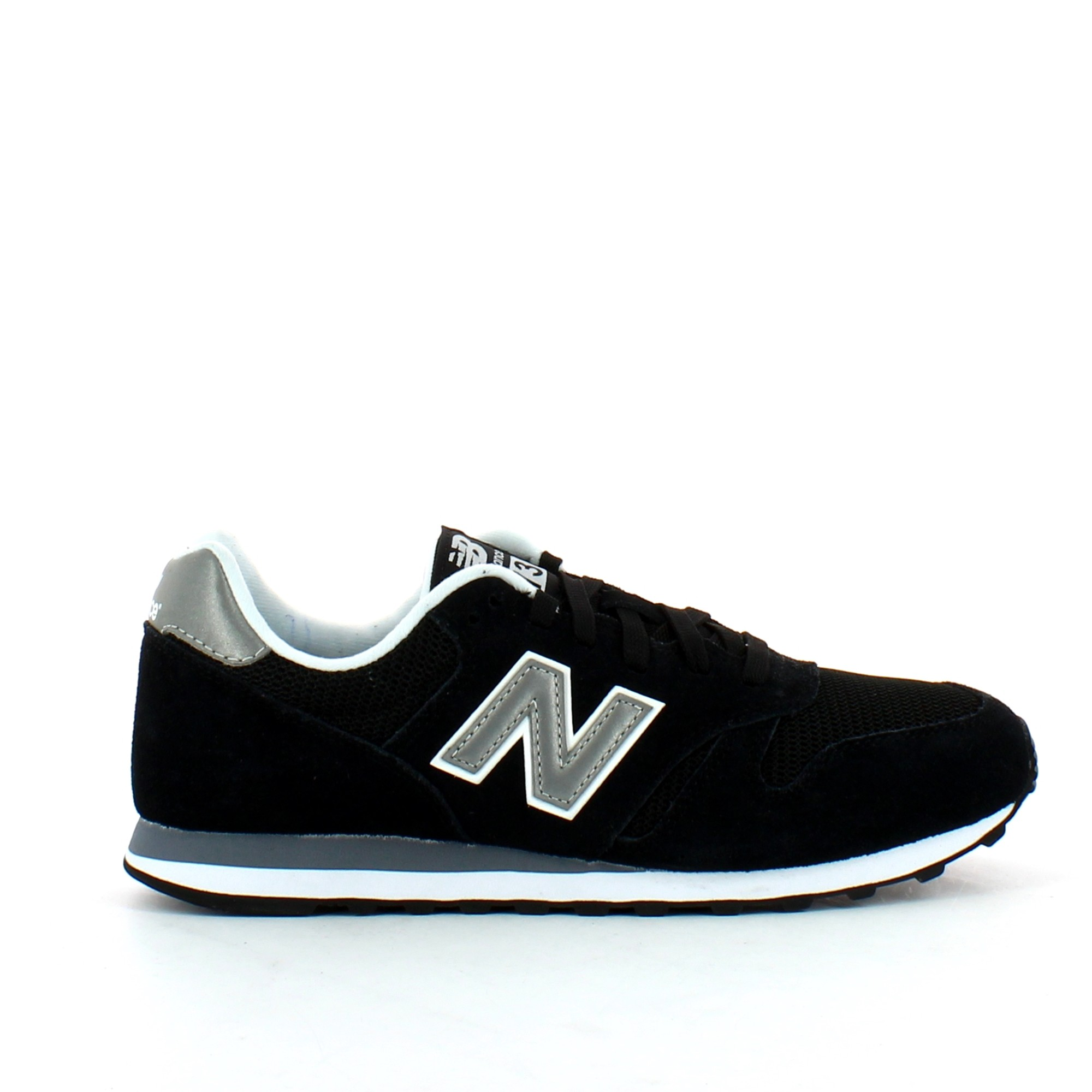 new balance hombres 373 gris