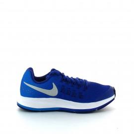 Zapatillas Nike Zoom Pegasus 33 Gs azul royal junior