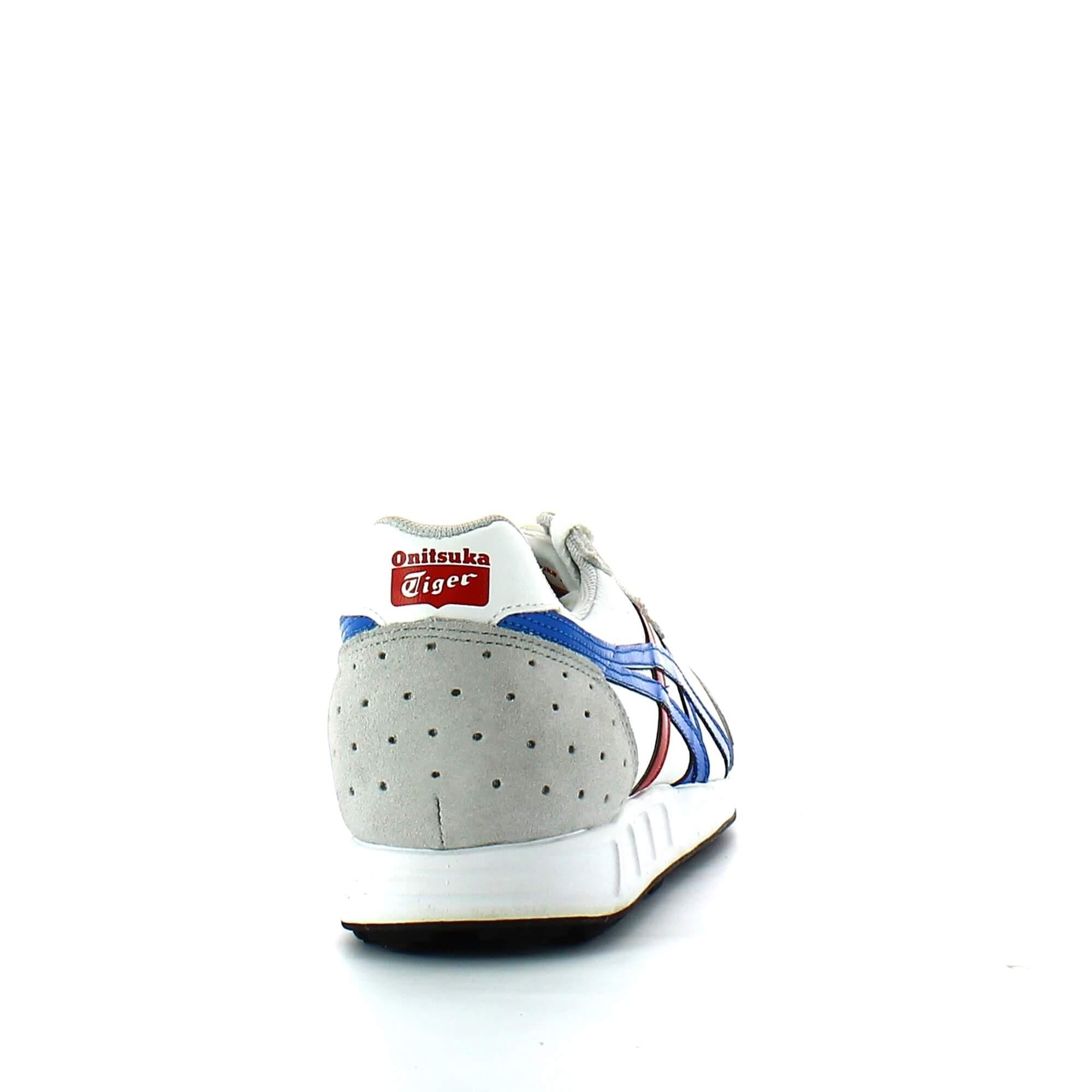 Zapatillas Asics Onitsuka Tiger T-Stormer blanco azul hombre - Deportes Moya 44141399adf54