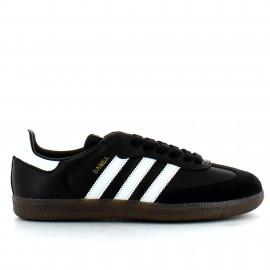 Zapatillas Adidas Samba Original  negro hombre