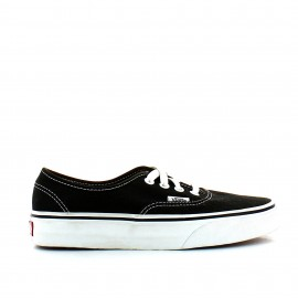 Zapatillas Vans Authentic negro unisex