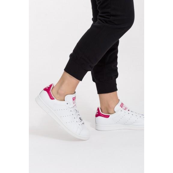 various colors 8d9bc a2478 Zapatillas adidas Stan Smith blanco rosa hombre