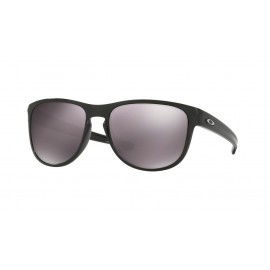 Gafas Oakley Sliver R negro brillo lentes prizm polarizadas