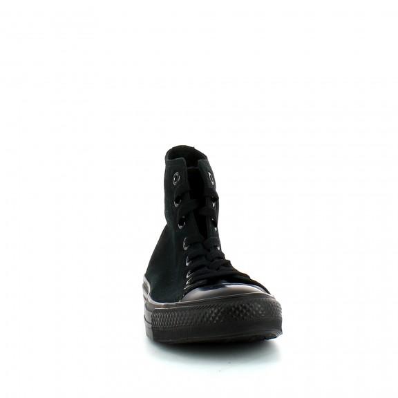 Zapatillas Converse All Star negro monocolor unisex