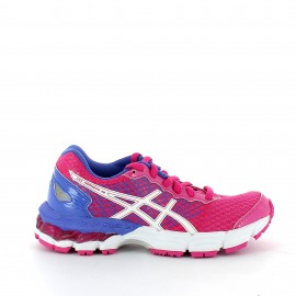 Zapatillas Asics Gel Nimbus 18 Gs rosa junior