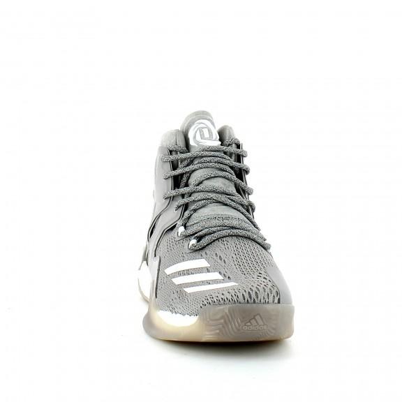 size 40 c03f7 f0f77 Zapatillas adidas D Rose 7 gris hombre