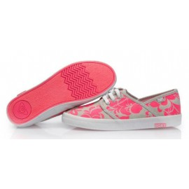 Zapatillas Roxy Hermosa  II rosa mujer