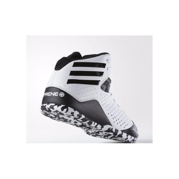 89f952c53f4 Zapatillas Adidas Nxt Lvl Spd Iv Blanco Negro Hombre - Deportes Moya