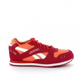 Zapatillas Reebok GL 1500 rosa coral junior