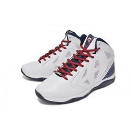 Zapatillas And1 Prime Mid blanco azul rojo hombre