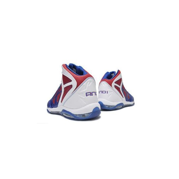 Zapatillas And1 Prime Mid Royal Rojo Hombre - Deportes Moya aed5f13256e
