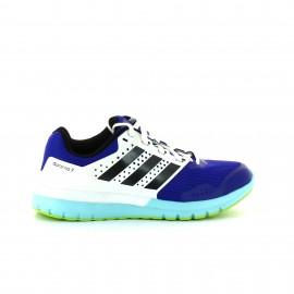 Zapatillas Adidas Duramo 7 w royal blanco mujer