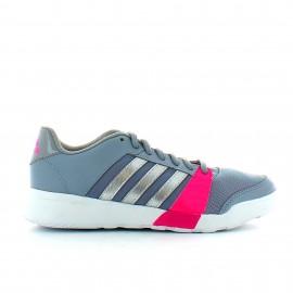 Zapatillas adidas Essential Fun W gris mujer